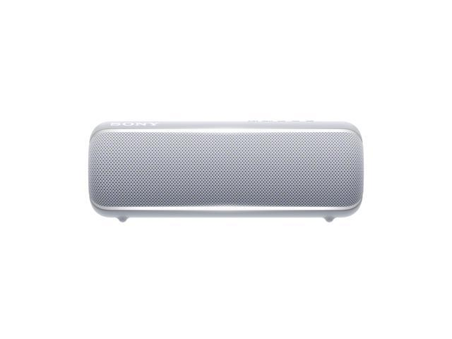Sony Srs Xb22 Extra Bass Portable Wireless Bluetooth Speaker Gray Srs Xb22 H Newegg Com