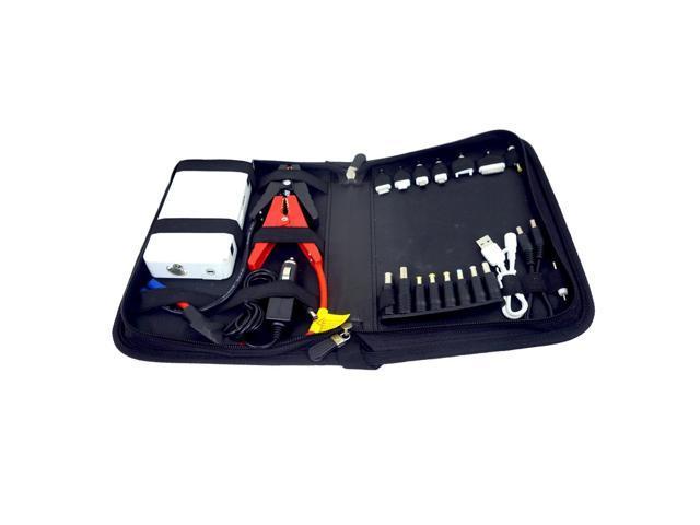 Chrome Pro Series Multi Function Emergency Car Jump Starter Kit