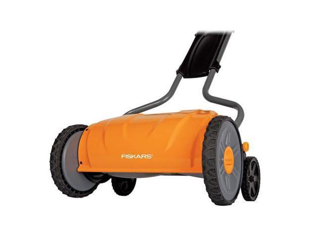 Fiskars 362080-1001 17 in  StaySharp Push Reel Mower - Newegg ca