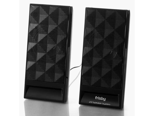 c57380a672a8 Frisby FS-2116U USB Powered Computer PC Laptop Notebook Desktop Multimedia  Speakers - Newegg.com