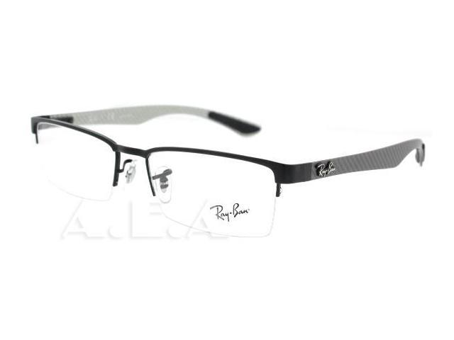 0e9caf8e62 ... coupon code ray ban eyeglasses rx 8412 2503 matte black 52mm 6172a 54547
