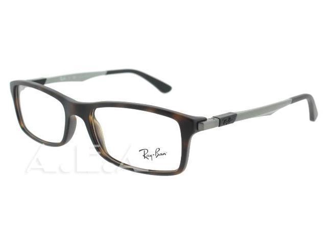 d08add8fd9 RAY BAN Eyeglasses RX 7017 5200 Matte Havana 54MM - Newegg ...