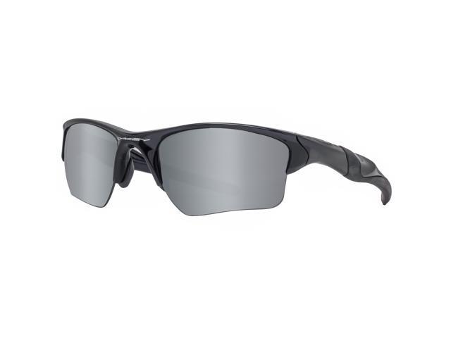 163783b0f4 Oakley Half Jacket 2.0 XL OO9154-05 Polished Black Polarized Iridium  Sunglasses