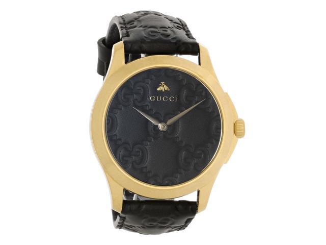 81067a86b6f Gucci 126 G-Timeless Ladies GG Dial Swiss Quartz Watch YA1264034