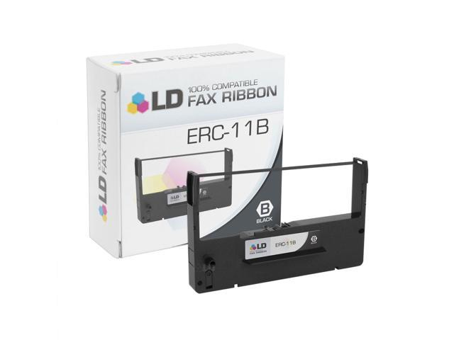 LD Compatible Epson S015086 Set of 3 Black Ribbon Cartridges