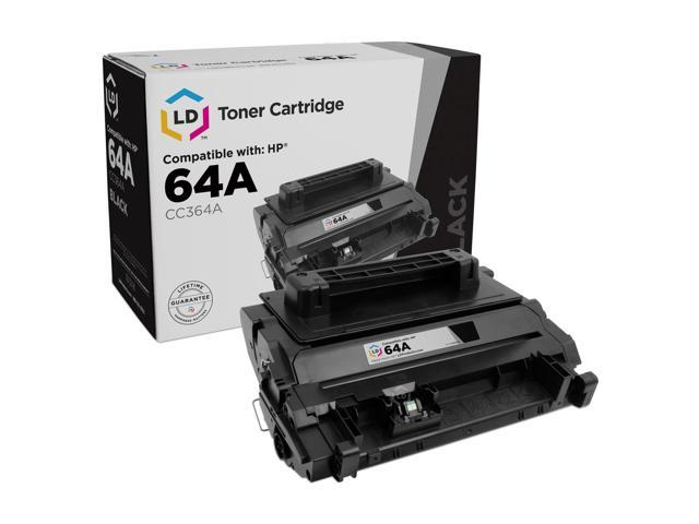 LD Compatible Toner Cartridge Replacement for HP 64A CC364A (Black) -  Newegg com