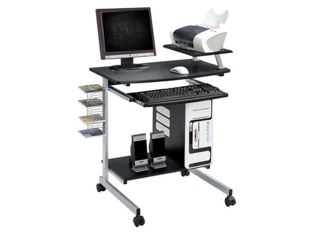 Ergonomic Multifunction Mobile Compact, Compact Computer Desk