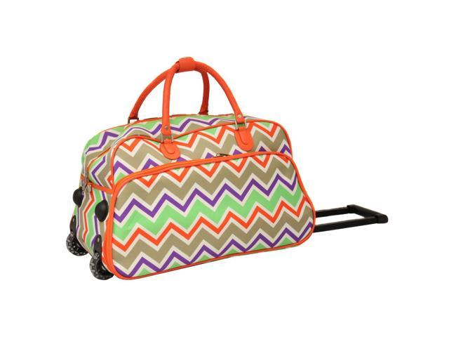 carry on rolling duffel bag