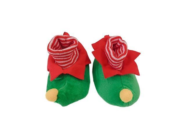 Infant \u0026 Toddler Boys Green \u0026 Red Elf