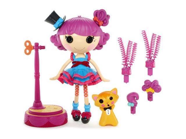 Lalaloopsy Harmony B Sharp Silly Hair Star Doll Sing Dance Play Games -  Newegg com