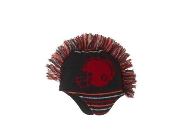 4aba8859d53 The Children s Place. CP Infant   Toddler Boys Football Mohawk Hat Knit  Beanie 12-24m