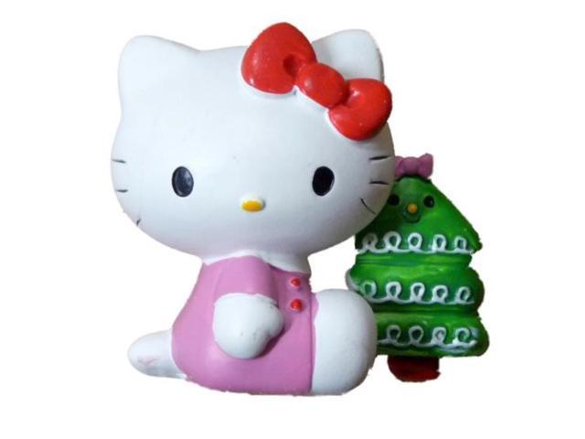 Hello Kitty Christmas Tree Ornament 11 Newegg Com
