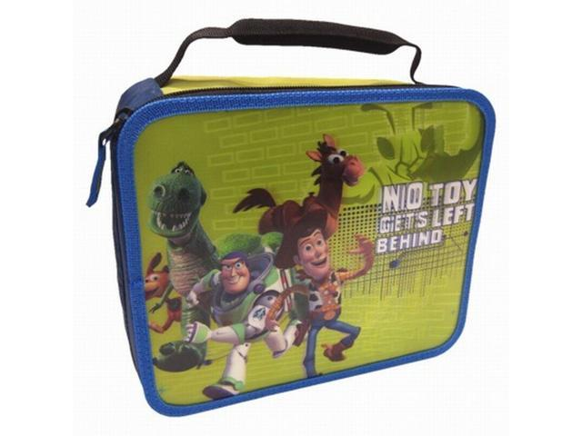 Disney Toy Story 3D Soft Lunch Box Insulated Bag Buzz Woody Dino 3-D  Lunchbox - Newegg com