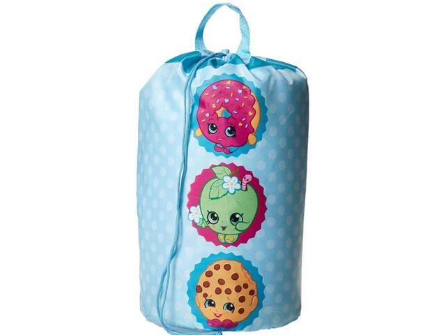new style f5f0b 42c24 Shopkins Slumber Bag with Tote Backpack, Blue Sleeping Bag - Newegg.com