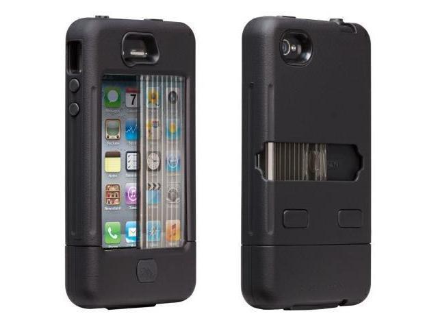 new style f1665 c6fa6 Case-Mate Tank Case for Apple iPhone 4/4S (Black/Black) - Newegg.ca
