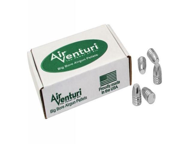 Air Venturi  45 Cal, 300 Grains, Round Nose Flat Point, 50ct - Newegg com