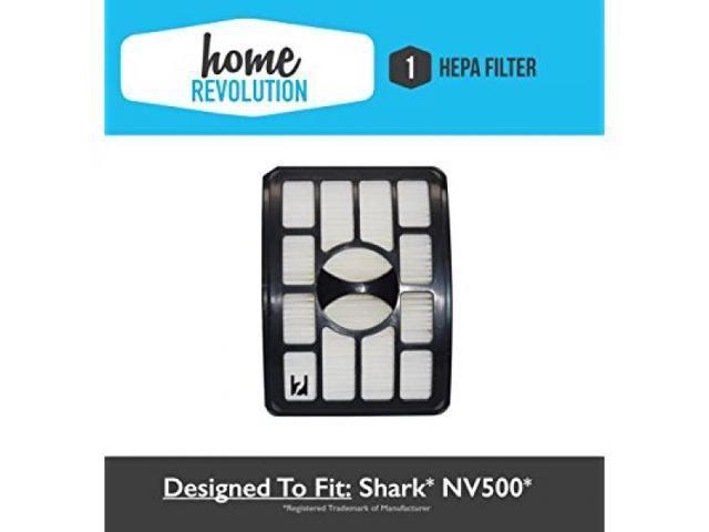 Genuine Shark Rotator NV500 Blue Filter Door