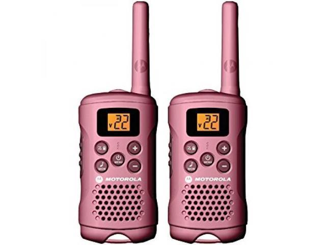 Motorola MG167A 22-Channel FRS/GMRS Two-Way Radio Up to 16-Miles Range  (Pair) - Newegg com
