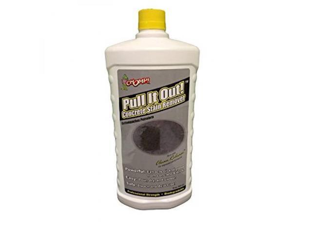 Concrete Stain Remover >> Chomp 52019 Pull It Out Concrete Oil Stain Remover Pda