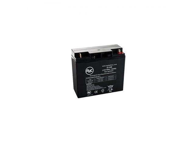 This is an AJC Brand Replacement Vision CP12170 12V 18Ah UPS Battery