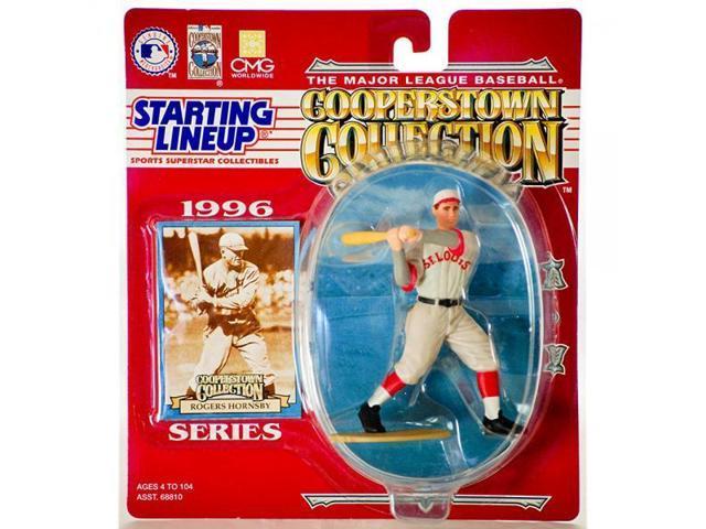 Open 1996 Starting Lineup Cooperstown St Louis Cardinals Roger Hornsby