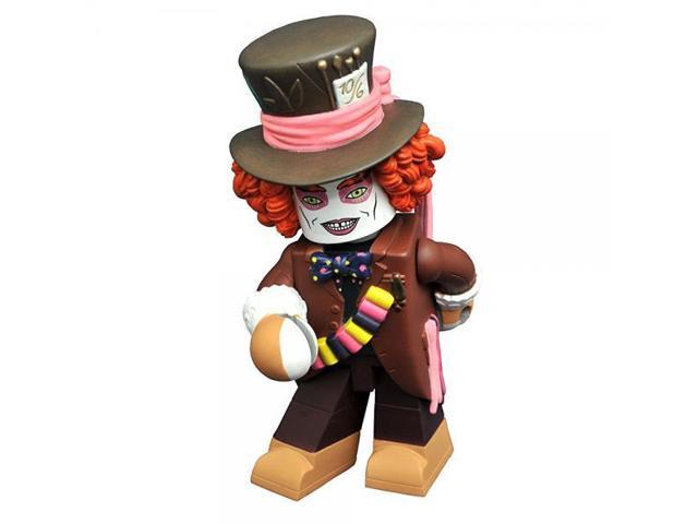 Red Hatter Figure Alice Through the Looking Glass Diamond Select