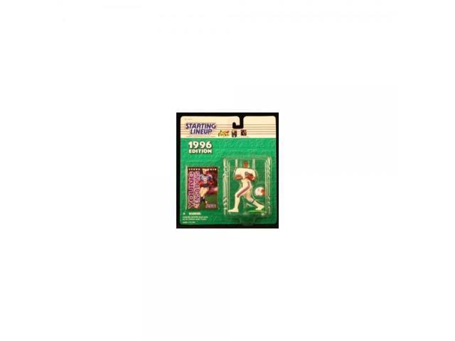 Starting Lineup Card 1998   STEVE McNAIR HOUSTON OILERS