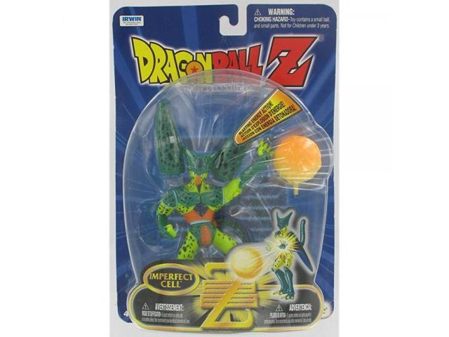 Dragonball Z IRWIN 5 DELUXE IMPERFECT CELL Action Figure