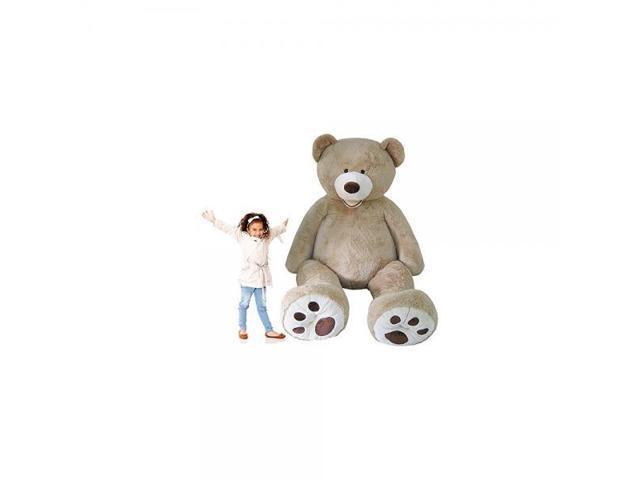 Blue Big Teddy Bear, Huge Jumbo Hugfun 93 Teddy Bear 8 Foot Stuffed Plush Animal Toy Gigantic Large Newegg Com