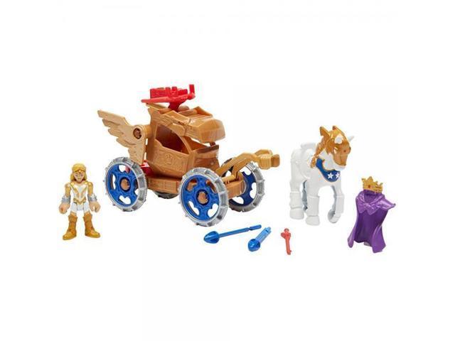 Imaginext Wonder Woman Minotaure /& Cyclope figurines Fisher-Price