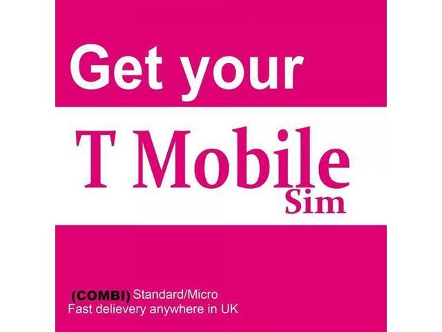 T-Mobile Sim Card Prepaid Kit - Newegg com
