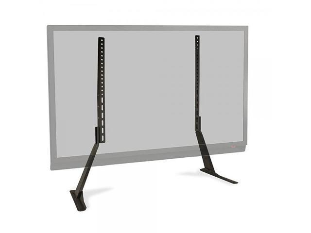 Atlantic Universal Adjustable Heavy duty Table Top TV Stand / Base Mount up  to 70