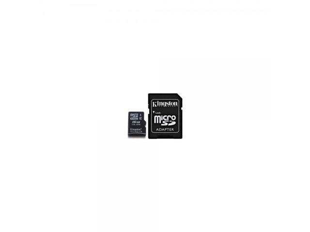 Professional Kingston MicroSDHC 16GB Card for Nokia C3 Touch and Type Phone with custom formatting and Standard SD Adapter. 16 Gigabyte SDHC Class 4 Certified