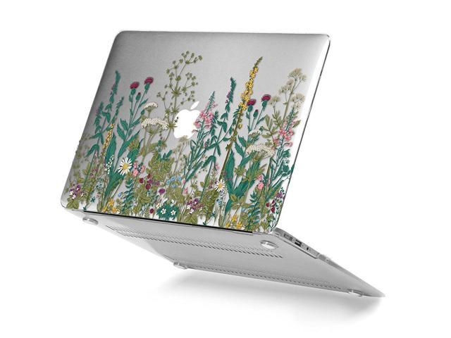 1c9cb1ad6b1d GMYLE Garden Flower Macbook Air 13 inch case Matte Plastic Scratch Guard  Cover for Macbook Air 13 inch (Model: A1369 & A1466) - Newegg.com