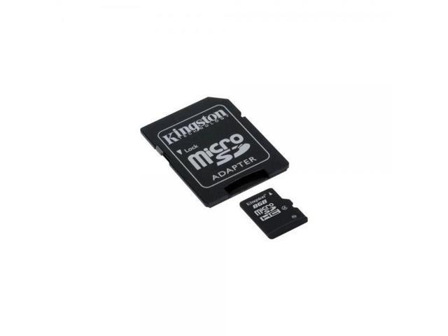 Samsung SPH-M580 Replenish Cell Phone Memory Card 16GB microSDHC Memory Card with SD Adapter