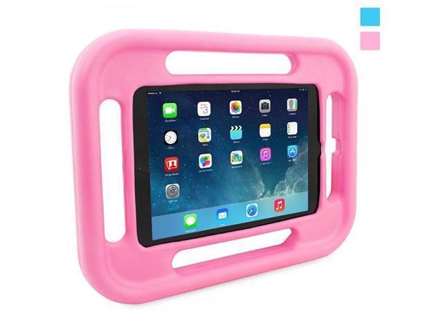 pretty nice 030a2 de95e iPad Mini 1 and Mini 2 Kids Case, Snugg Shock, Drop & Child Proof Apple  iPad Mini 1 and Mini 2 Case - Pink! - Newegg.com