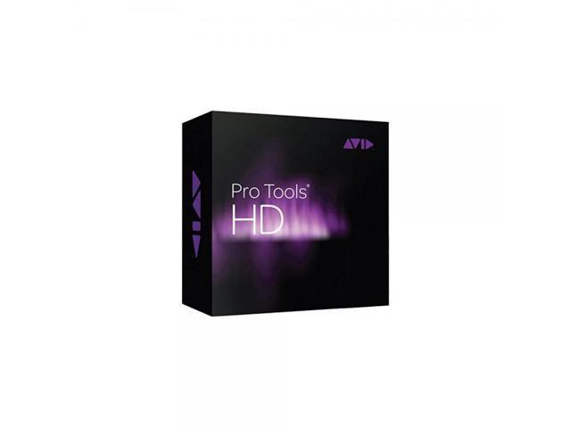 Avid Pro Tools HD Annual Sub  with iLok - Newegg com