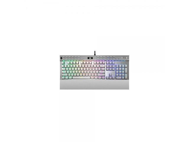 4511296e9d8 Mechanical Keyboard K550W Yama Redragon White Gaming Keyboard 104 Key RGB  LED illuminated Backlit Computer PC