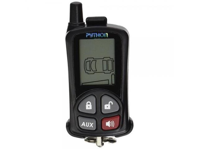 DEI 7341P Python Responder LCD Replacement Transmitter Remote