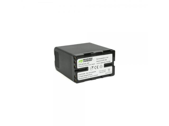 Wasabi Power Battery for Sony BP-U60 and Sony PMW-100, PMW-150, PMW-160,  PMW-200, PMW-300, PMW-EX1, PMW-EX1R, PMW-EX3, PMW-EX160, PMW-EX260,