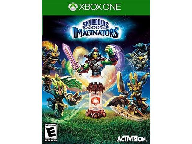 Skylanders Imaginators Standalone Game Only for Xbox One - Newegg com