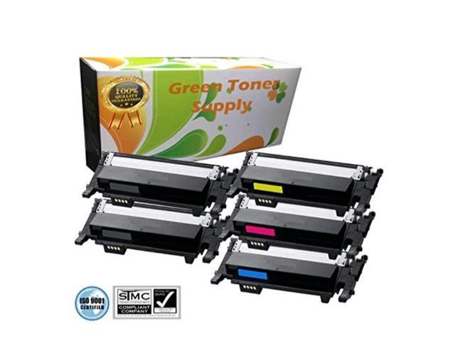 CLT-Y406S New Genuine CLTY406S PG OEM Samsung Standard Yield Yellow Toner