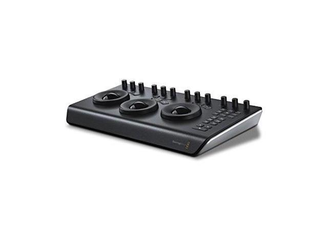 Blackmagic Design DaVinci Resolve Micro Panel | Portable Low Profile  Control Panel - Newegg com