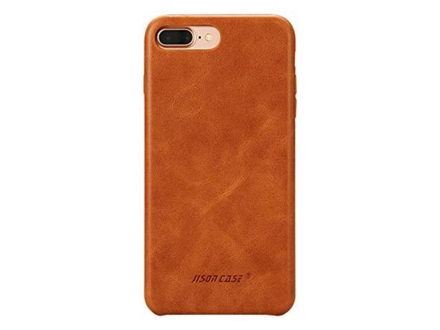 apple iphone 8 plus case leather