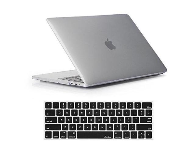 official photos 6429a a8933 macbook pro 15 case 2018 2017 2016 release a1990/a1707, procase hard case  shell cover and keyboard cover for apple macbook pro 15