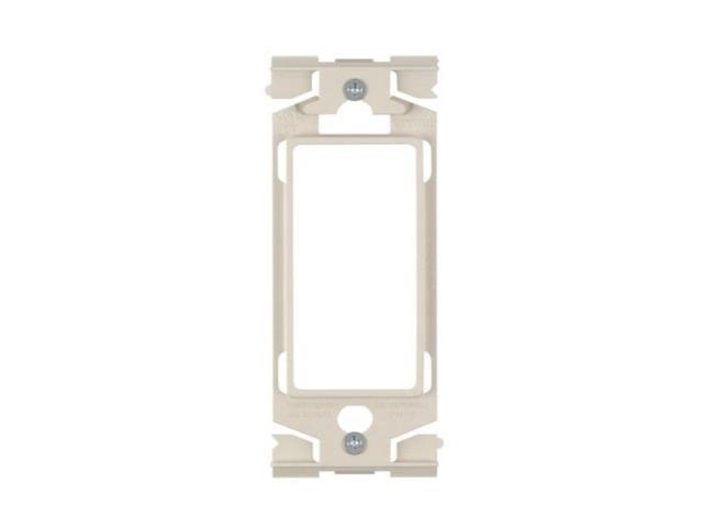 leviton rea00ns renu decora device adapter ring, navajo sand - Newegg com