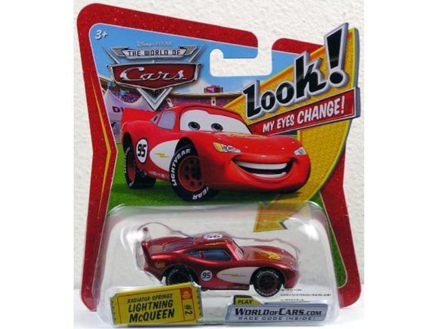 Disney Pixar Cars Movie 1 55 Die Cast Car With Lenticular Eyes