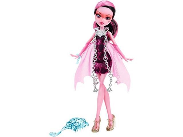 Monster High Haunted Getting Ghostly Draculaura Doll Newegg Com