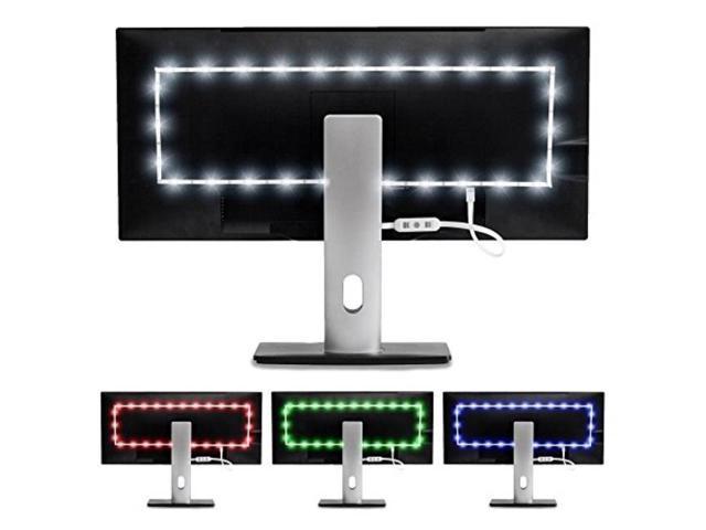 Luminoodle usb led hintergrundbeleuchtung