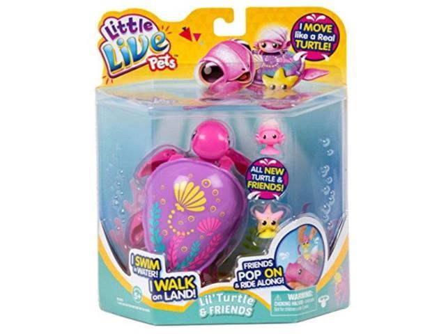 little live pets s6 turtle single packsandy the tropical childrens toy -  Newegg com